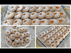 جديد حلويات العيد حلوة دواز اتاي بالمكسرات متشبعوش منها لذيذة كذوب في الفم - YouTube Bread, Food, Brot, Essen, Baking, Meals, Breads, Buns, Yemek