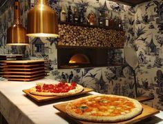 從意大利那不勒斯Naples訂造的大型烤爐