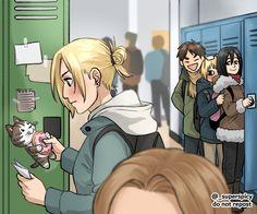 Attack On Titan Comic, Attack On Titan Ships, Attack On Titan Fanart, Fanarts Anime, Manga Anime, Anime Art, Armin, Mikasa, 2560x1440 Wallpaper