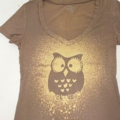 Make Your Own Bleach Spray Shirt In Just 10 Minutes! | Looksi Square