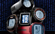 Learn how to find a GPS watch for running to maximize training by recording distance, pace, calories burned. Some watches also include heart rate monitors. Running Watch, Running Gear, Running Workouts, Race Training, Marathon Training, Fitness Gifts, Fitness Outfits, Learn To Run, Runners World