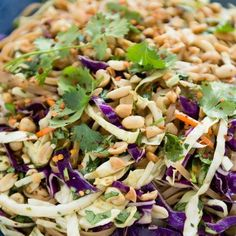 The best thing about this salad is how it comes together in no time at all. Asian rice noodles generally cook more quickly than wheat noodles and with ...