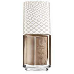 essie nail polish - repstyle Magnetic nail color that turns into snakeskin...cool!