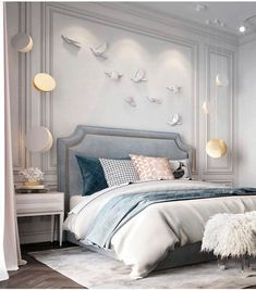 20 Modern Master Bedroom Ideas With Sitting Area 2019 – – Bedroom – Home Decor … - Decoration, Room Decoration, Decoration Appartement, Home Decor, Bedroom Decor Modern Luxury Bedroom, Luxury Bedroom Design, Modern Master Bedroom, Home Room Design, Master Bedroom Design, Luxurious Bedrooms, Master Suite, Bedroom Designs, Contemporary Bedroom Decor