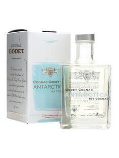 Godet Antarctica Clear Cognac