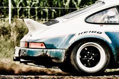 Heigo Rallye Porsche 911, Driver: Walter Röhrl
