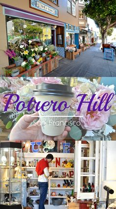 It was the pull of pancakes that brought me to Potrero Hill. Away from the tourist path, Portero Hill is a place where locals relax at cafes and enjoy summer sunshine.  | #SanFrancisco #California #US |