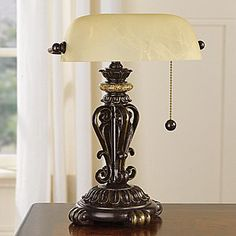 Chris Madden® Bankers Orleans Table Lamp - jcpenney Dressing Room Decor, Bankers Lamp, Classy People, Lighting Techniques, Tuscan Decorating, Door Knockers, House 2, Accent Pieces, Guest Room