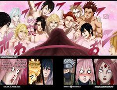 Komik Naruto 682 Full Color Bahasa Indonesia Berwarna | Komikfox.net  ~reverse harem no jutsu >///