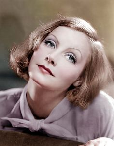 Greta Garbo. Psst! We're both Swedish! Bet you didn't expect that! :)