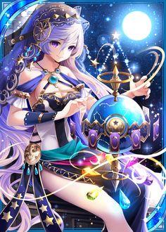Urania Manga Girl, Manga Anime, Anime Art, Anime Fantasy, Fantasy Girl, Japanese Art Modern, Kawaii Anime Girl, Anime Girls, Anime Witch