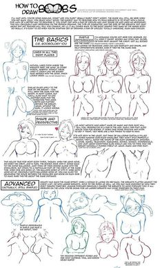 Ethereal Learn To Draw Comics Ideas. Fantastic Learn To Draw Comics Ideas. Drawing Female Body, Body Reference Drawing, Art Reference Poses, Anatomy Reference, Human Figure Drawing, Anime Drawings Sketches, Anatomy Sketches, Anatomy Art, Anatomy Drawing