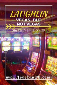 If you've never visited Laughlin before - why not?! Check out this guide to Sin City's little sister and get booking.