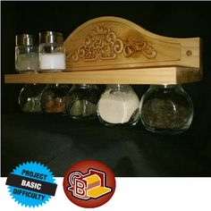 Practical Spice Rack