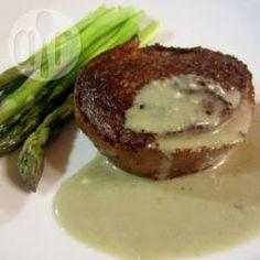 Stilton sauce for steak @ allrecipes.co.uk