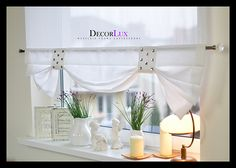 FIRANKI FIRANY INTELIGENTNE ROLETY PANELE EKRANY Drapery, Valance Curtains, Shades Blinds, Window Design, Stores, Roman Shades, Projects To Try, Tapestry, Windows