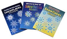  Still time for #Christmas delivery! #Snowflake #Sticker Collection Three #booklets filled with an array of beautiful snowflake stickers. A total of 54 stickers including:  12 #Shiny Snowflakes 12 #Glow-in-the-Dark #Snowflakes 30 #Glitter Snowflakes. www.vermontsnowflakes.com Snowflake Bentley, Snow Fun, Skiers, Christmas Delivery, Children's Books, Vermont, Booklet, Gifts For Kids, Snowflakes