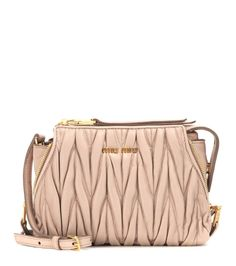 mytheresa.com - Tasche Aus Matelassé-Leder ► Miu Miu - mytheresa.com - Luxury Fashion for Women / Designer clothing, shoes, bags