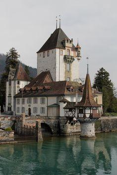 Schloss Oberhofen ~ Switzerland