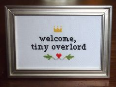 new baby cross stitch point de croix Cross Stitching, Cross Stitch Embroidery, Cross Stitch Patterns, Stitching Patterns, Subversive Cross Stitches, Cross Stitch Pictures, Cross Stitch Baby, New Baby Gifts, Have Time