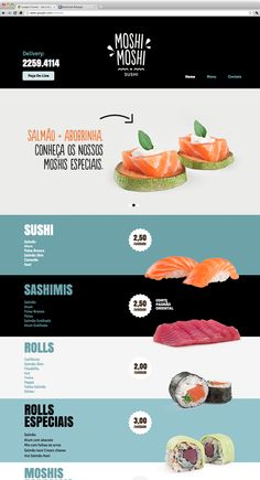 Moshi Moshi Sushi