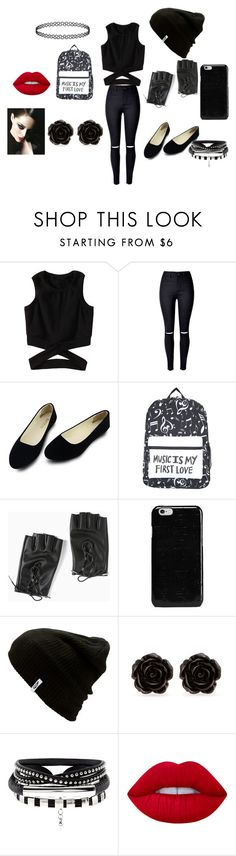 """a bike ride"" by nicole-296 on Polyvore featuring Torrid, Maison Margiela, Vans, Erica Lyons and Lime Crime"