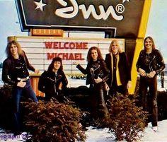 Michael Schenker* with Scorpions 1979