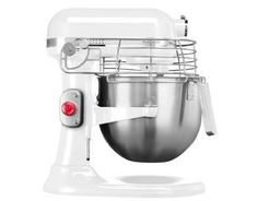 The New Kitchen Aid Commercial 7 Quart Mixers have arrived. The Kitchen Aid(R) 7 Qt Bowl Lift NSF Certified Commercial Stand Mixer is designed to provide professional results.