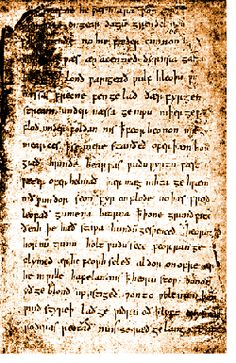 a short summary of beowulf an anglo saxon poem At the end of the poem when beowulf dies anglo-saxon poets typically used alliterative verse with short summary and podcast.