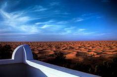 #Sahara desert from #Tunisia