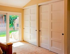 Closet Door Ideas – Each home user's goal would be to conserve space and make sure that the space is clean and well kempt. No one enjoys a space which doesn't have any space, particularly brought on by private possessions that may take large area, thus leaving the home consumer with no choice than to …