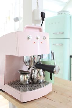 When I grow up, i want a coffee machine. And I want it to be this one from Ascaso.