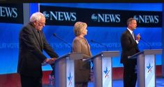 5 Reasons To Be Glad That You Watched The ABC Democratic Debate