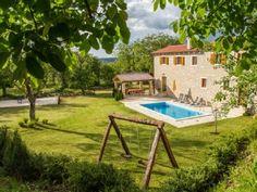 Villa auf dem Land, - Villa 5 Schlafzimmer, bei Pazin, 1400-1800 pro Woche (nur Sa-Sa)