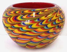Hand Blown Murano Art Glass