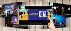 ThinkBAG created the concept and implemented the post production of the OPA SHOW's video trailer (PPV) Video Trailer, Show Video, Folk Dance, Steve Jobs, Advertising Campaign, Audio, Concept, Marketing, Design