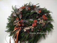 Nonza ajtódíszek - NONZA Virágdekoráció Christmas Wreaths, Holiday Decor, Spring, Home Decor, Decoration Home, Room Decor, Home Interior Design, Home Decoration, Interior Design