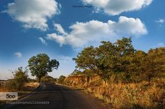 Road by CharuhasImages. Please Like http://fb.me/go4photos and Follow @go4fotos Thank You. :-)