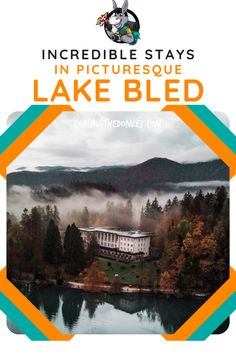 Here are youre guide to accommodation in Lake Bled for We've got all the best places to stay in Lake Bled in here. Best Vacation Spots, European Vacation, Best Vacations, European Travel, Slovenia Travel, Croatia Travel, Road Trip Destinations, Lake Bled, Places In Europe