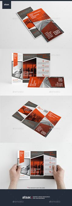 Red Multipurpose Trifold. Fully customizable professional template for a brochure. #BrochureTemplate #brochure #GraphicTemplate #design #PrintDesign #advertise #advertising #architect #atsar #business #company #corporate #finance #flat #healthy #indd #indesign #information #law #legal #luxury #media #modern #multipurpose #print #red #simple #template #trifold #trifolds #vector