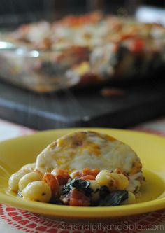 This Eggplant Casserole Recipes is a delicious vegetarian meal that