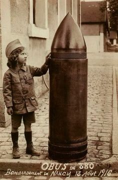 Crónica fotográfica de la Primera Guerra Mundial 17 - Maldito Insolente