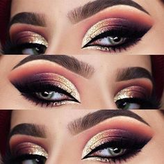 Check out many variations of cat eye makeup technique. This makeup is ultimately tasteful and really sexy, and you can rock it for any occasion. #makeup #makeuplover #makeupjunkie #cateye #naturalmakeup