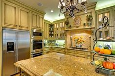 images of kitchens with islands blue granite countertops white cabinets blue pearl 7498