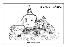 Hrad Krásna Hôrka Eastern Europe, Holidays And Events, Activities For Kids, Nursery, Education, Geography, Room Baby, Baby Room, Teaching