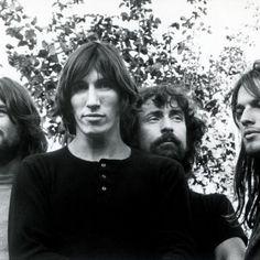 Pink Floyd côté sombre de l'album de la lune