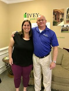 We couldn't pick just one! Congratulations to Lauren Lundy Schuyler and Jay Frye they are Ivey's Employees of the Month for March! Thanks to you both for all your hard work! #teamspirit Ivey Homes is an award-winning locally owned Augusta GA homebuilder. Homes from the Low $100's to Custom.