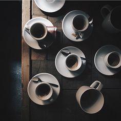 AV. I Love Coffe, Coffee Break, Tableware, Dinnerware, Tablewares, Dishes, Coffee Time, Place Settings