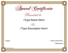 Relationships Certificate  Romance Love Certificate Template