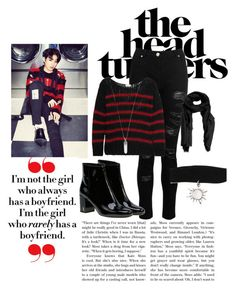 """""""war of hormone"""" by cruzfloramaejoy on Polyvore featuring Dorothy Perkins, Yves Saint Laurent, Violeta by Mango and Marc Jacobs"""